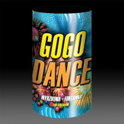 JW37 - gogo dance