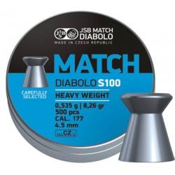 JSB Match S100 4,52