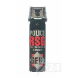 Gaz pieprzowy KKS Police RSG Płyn 63 ml Cone