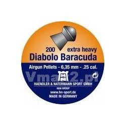H&N Diabolo Baracuda 6,35