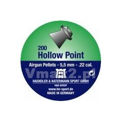 H&N Diabolo Hollow Point 5,5