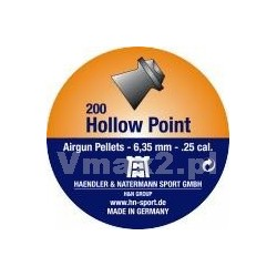 H&N Diabolo Hollow Point 6,35