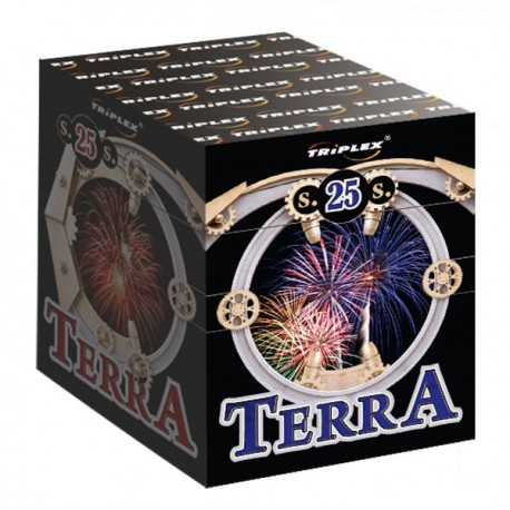 TXB250 TERRA 25S 1.2″