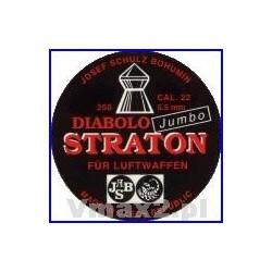 JSB Diabolo Straton 5,5 (250szt.)
