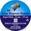 H&N DIABOLO CROW MAGNUM 4,5mm