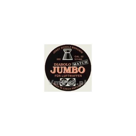 JSB Diabolo JUMBO MATCH 5,5 (300szt.)